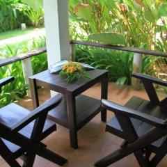 Отель Baan Chaba Bungalow балкон