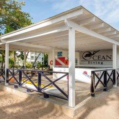 Отель Emotions by Hodelpa - Playa Dorada спортивное сооружение