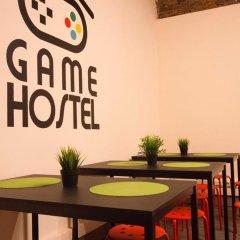 Game Hostel питание