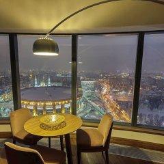 Radisson Blu Olympiyskiy Hotel Москва гостиничный бар
