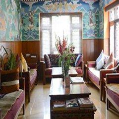Отель Ganesh Himal Непал, Катманду - отзывы, цены и фото номеров - забронировать отель Ganesh Himal онлайн интерьер отеля фото 3