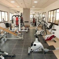 Hotel Quatro Pétalas фитнесс-зал