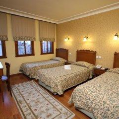 Отель Yusuf Pasa Konagi Стамбул комната для гостей фото 4