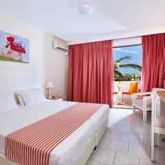 Отель Zephyros Beach комната для гостей фото 5