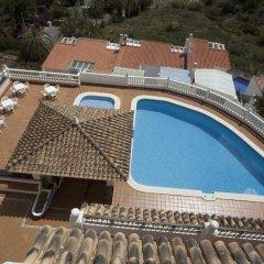 Отель Apartamento Vidre Cullera бассейн