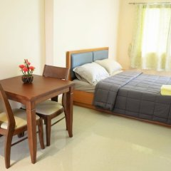 Отель A.N.A. Apartment Таиланд, Паттайя - отзывы, цены и фото номеров - забронировать отель A.N.A. Apartment онлайн комната для гостей