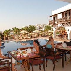 Отель Costa Bianca Otel - All Inclusive бассейн