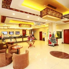 Отель GreenTree Inn Datong Xiang Yang Xi Jie Китай, Датун - отзывы, цены и фото номеров - забронировать отель GreenTree Inn Datong Xiang Yang Xi Jie онлайн интерьер отеля фото 2