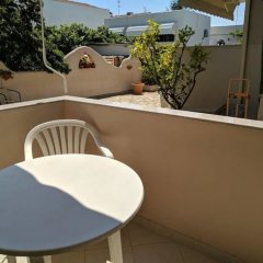 Meliton Inn Hotel & Suites Ситония балкон