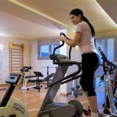 Отель Quisisana Terme Италия, Абано-Терме - отзывы, цены и фото номеров - забронировать отель Quisisana Terme онлайн фитнесс-зал