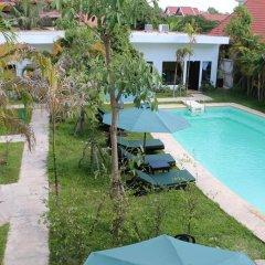 Antique Palm Hotel бассейн фото 3