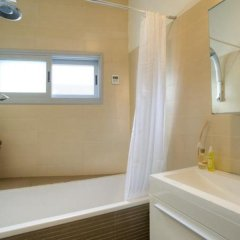 Апартаменты Tlv Premium Apartments - Zeharia Street Тель-Авив ванная фото 2