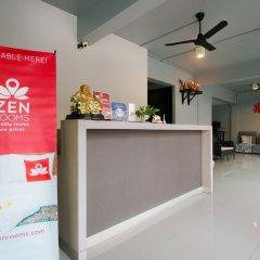 Отель ZEN Rooms Chalong Roundabout Таиланд, Бухта Чалонг - отзывы, цены и фото номеров - забронировать отель ZEN Rooms Chalong Roundabout онлайн интерьер отеля фото 2