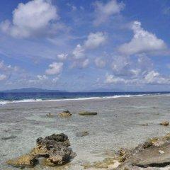 Отель Le Crusoe Французская Полинезия, Бора-Бора - отзывы, цены и фото номеров - забронировать отель Le Crusoe онлайн пляж фото 8