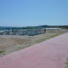 Отель Villa Demirkaya пляж