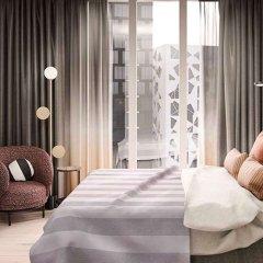 Clarion Hotel Oslo комната для гостей