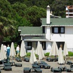 Отель Beachwood Villas парковка