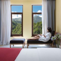 Гостиница Golden Tulip Rosa Khutor (Голден Тюлип Роза Хутор) комната для гостей фото 3