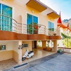 Отель Kata Top View by Lofty парковка