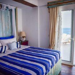 Отель Stegna Mare Пляж Стегна комната для гостей фото 2