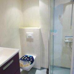 Отель Les Princes Франция, Канны - отзывы, цены и фото номеров - забронировать отель Les Princes онлайн ванная
