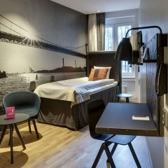 Отель Comfort Goteborg Гётеборг спа