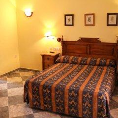 Отель Hostal Puerta de Monfragüe комната для гостей фото 3