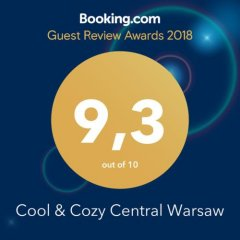 Отель Cool & Cozy Central Warsaw Польша, Варшава - отзывы, цены и фото номеров - забронировать отель Cool & Cozy Central Warsaw онлайн с домашними животными