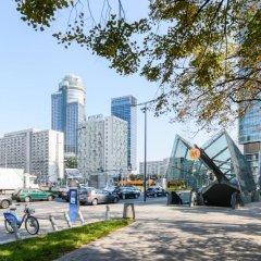 Отель P&O Apartments Sienna Польша, Варшава - отзывы, цены и фото номеров - забронировать отель P&O Apartments Sienna онлайн спортивное сооружение