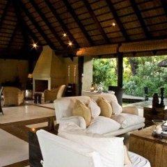 Отель Lion Sands Narina Lodge интерьер отеля