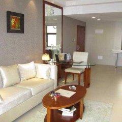 Отель Suntown Sunjoy Hotel Китай, Гуанчжоу - отзывы, цены и фото номеров - забронировать отель Suntown Sunjoy Hotel онлайн комната для гостей фото 2