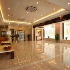 Отель Bon Garden Business Hotel Китай, Шэньчжэнь - отзывы, цены и фото номеров - забронировать отель Bon Garden Business Hotel онлайн интерьер отеля фото 2