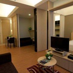 Отель Queens Service Suite at Swiss Garden residence Малайзия, Куала-Лумпур - отзывы, цены и фото номеров - забронировать отель Queens Service Suite at Swiss Garden residence онлайн комната для гостей фото 3