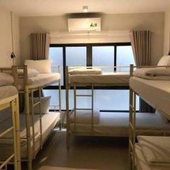 Backhome Hotel - Hostel комната для гостей фото 4