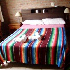 Отель Atahualpa mi Posada сейф в номере