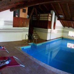 Отель Berghotel Franzenshöhe Стельвио бассейн