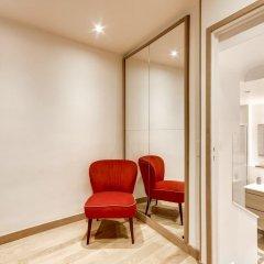 Отель Duplex vue Seine quai des grands Augustins удобства в номере