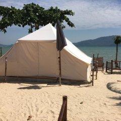 Отель Sea Safari пляж