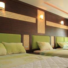 The Leaf Hotel Koh Larn комната для гостей фото 4