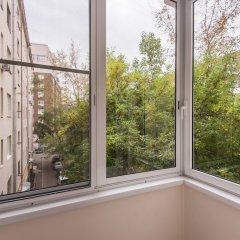 Апартаменты Posutochno Apartments Красная Пресня Москва комната для гостей фото 2