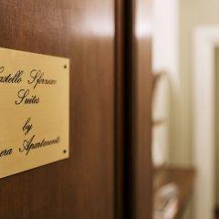 Апартаменты Castello Sforzesco Suites by Brera Apartments спа