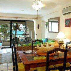 Отель Xaman Ha Condominiums Плая-дель-Кармен комната для гостей фото 3