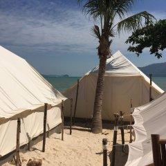 Отель Sea Safari пляж фото 2