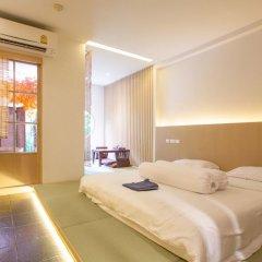 Kashiwaya Ryokan Thai Hotel Бангкок комната для гостей фото 5