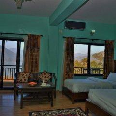 Отель Peace Plaza Непал, Покхара - отзывы, цены и фото номеров - забронировать отель Peace Plaza онлайн комната для гостей фото 5