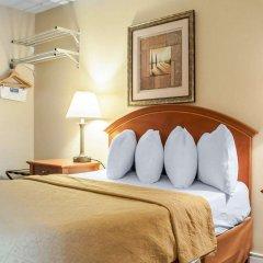 Отель Rodeway Inn - Niagara Falls США, Ниагара-Фолс - отзывы, цены и фото номеров - забронировать отель Rodeway Inn - Niagara Falls онлайн комната для гостей фото 4