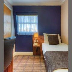 Отель Comfort Inn St Pancras - Kings Cross Великобритания, Лондон - отзывы, цены и фото номеров - забронировать отель Comfort Inn St Pancras - Kings Cross онлайн комната для гостей