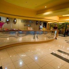 Отель Ihot@l Sunny Beach Болгария, Солнечный берег - отзывы, цены и фото номеров - забронировать отель Ihot@l Sunny Beach онлайн интерьер отеля фото 2