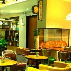 Отель James Joyce Coffetel Китай, Сиань - отзывы, цены и фото номеров - забронировать отель James Joyce Coffetel онлайн интерьер отеля фото 2
