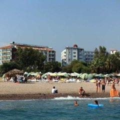 Maya World Beach Турция, Окурджалар - отзывы, цены и фото номеров - забронировать отель Maya World Beach онлайн пляж